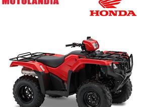 Honda Trx 500 Tm En Motolandia