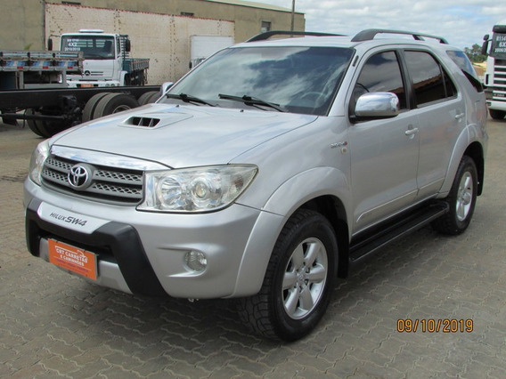 Toyota Hilux Sw4 Srv 7 Lugares Completa