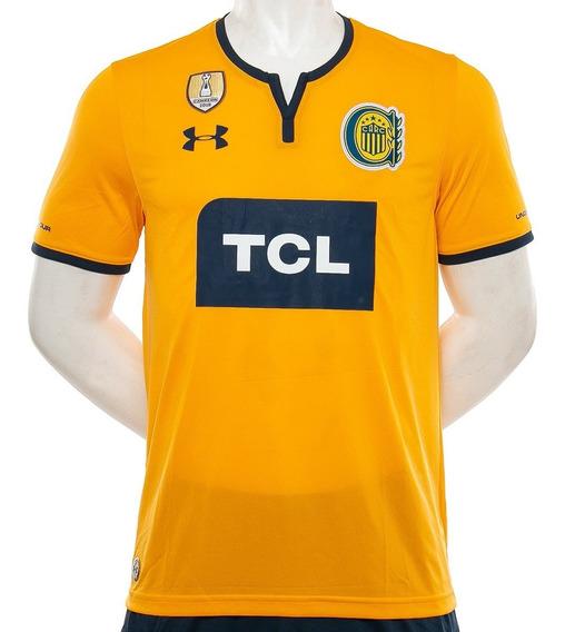 Camiseta Rosario Central Away Under Armour