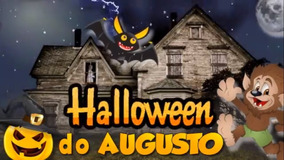 Halloween - Convite Virtual Animado Para Whatsapp