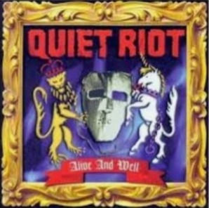Quiet Riot - Alive And Well ( Cd Brasil ) Nuevo