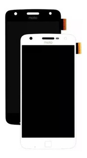 Frontal Tela Vidro Touch E Display Lcd Moto Z Play Xt1635