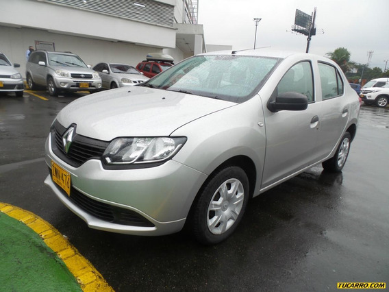 Renault Logan Authentique Mt 1600cc Aa