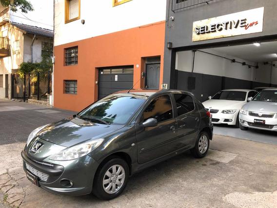 Peugeot 207 1.4 Xs Hdi 5 Puertas Año 2011 Con 97000 Km.