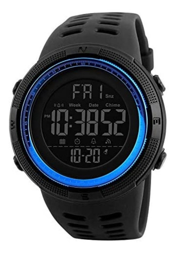 Reloj Digital Deportivo Skmei 1250 Sumergible - Resistente®