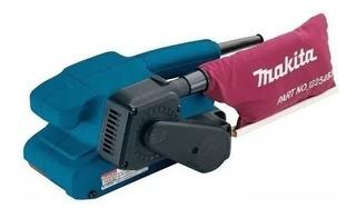 Lijadora De Banda Manual Makita 9911 Eléctrica 650w 76x457