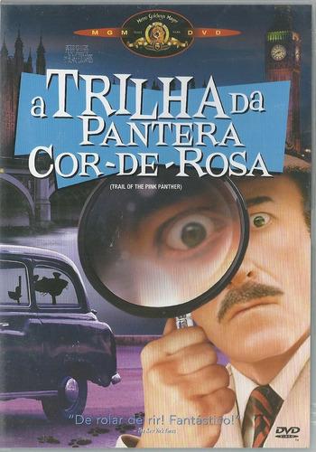 Dvd A Trilha Da Pantera Cor De Rosa 1982 - Peter Sellers. | Mercado Livre