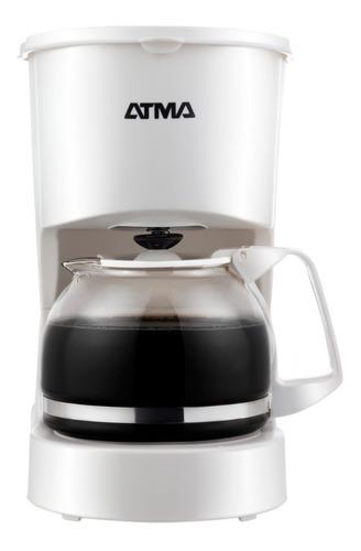 Imagen 1 de 5 de Cafetera Atma CA2180N semi automático blanca de filtro 220V