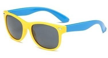 Óculos De Sol Infantil Flexível Polarizado 2 A 7 Anos C\ Uv
