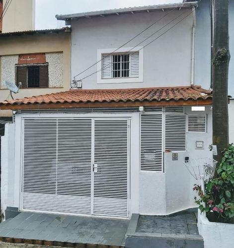 Imagem 1 de 10 de Sobrado À Venda Com 2 Dormitórios No Jardim São Paulo - So1681