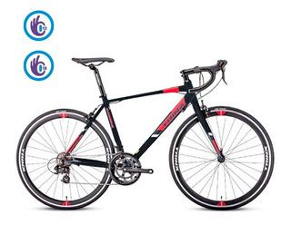 Bicicleta Ruta Trinx Climber 1.0 Rodado 28