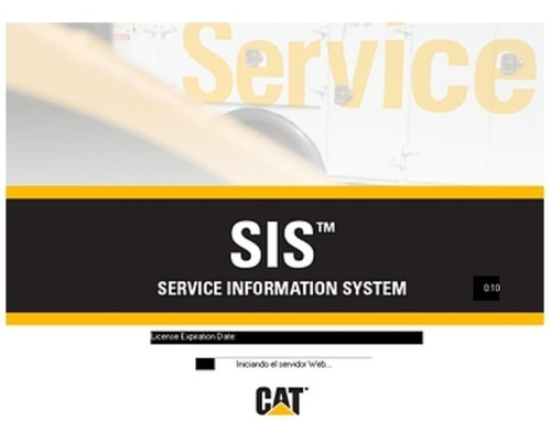 Sis Caterpillar 2019 3d + Et 2018a + 8 Programas