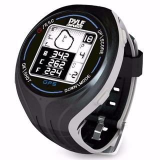 Reloj Deportivo Pyle Para Golf Con Gps Envio Gratis