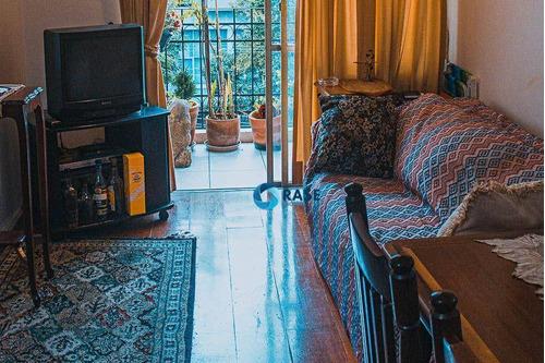 Imagem 1 de 18 de Apartamento Com 3 Dormitórios À Venda, 72 M² Por R$ 650.000,00 - Vila Madalena - São Paulo/sp - Ap11968