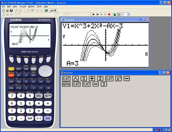Calculadora Graficadora Casio Fx-9750gii Envio Gratis ! !