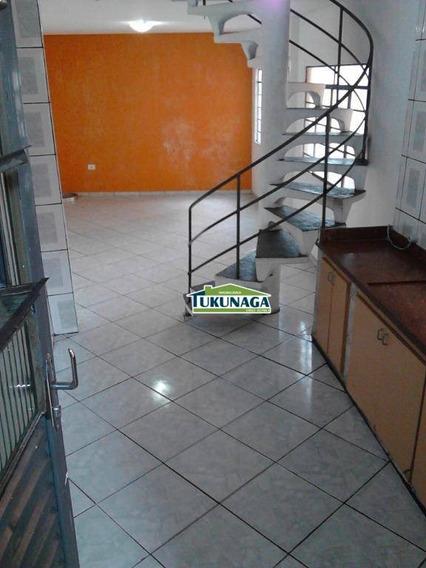 Casa Com 2 Dormitórios Para Alugar - Jardim Rosa De Franca - Guarulhos/sp - Ca0451