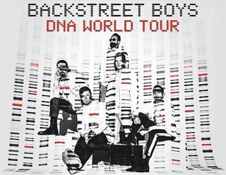 Boletas Concierto Backstreet Boys Lun 02 Marzo-2020