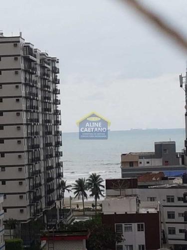 Imagem 1 de 12 de Apartamento Com 2 Dorms, Tupi, Praia Grande - Vact963