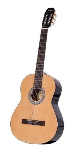 Guitarra Electrocriolla Clasica Parquer Master Ecualizador