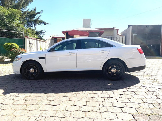 Ford Police Interceptor 2013 !!! Impecable !!!