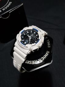 Relógio Casio G-shock Multifuncional Digital Ga-100b-7adr