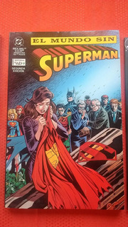 Comic El Mundo Sin Superman