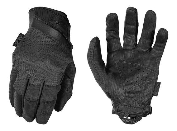 Guantes Tacticos Mechanix Wear 5mm Color Negro Alta Destreza