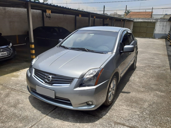 Nissan Sentra 2.0s Flex Automarico