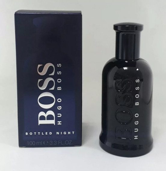 Hugo Boss Bottled Night N°6 Masculino 100ml Original