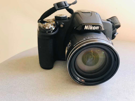 Câmera Nikon Coolpix P520 18.1mp