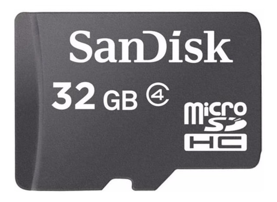 Tarjeta de memoria SanDisk SDSDQM-032G SDSDQM-032G-B35A 32GB