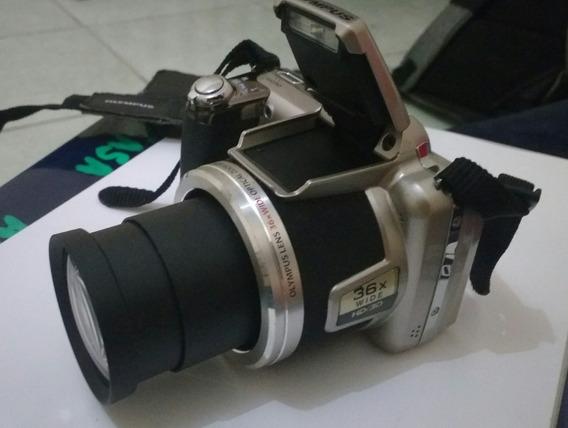 Camera Semiprofissional Olympus Sp-810uz Seminova