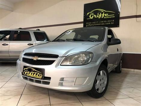 Chevrolet Celta Ls 1.0 (flex) 2p Flex Manual