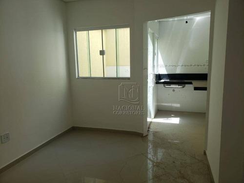 Imagem 1 de 20 de Sobrado Com 2 Dormitórios À Venda, 80 M² Por R$ 300.000,00 - Vila Príncipe De Gales - Santo André/sp - So3658