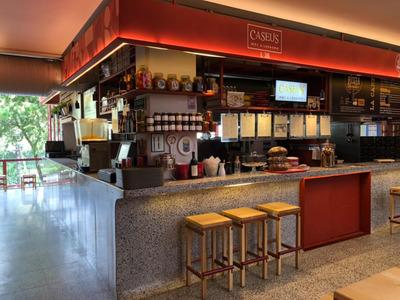 Traspaso Local Mercado Roma Coyoacán (mercado Gourmet)