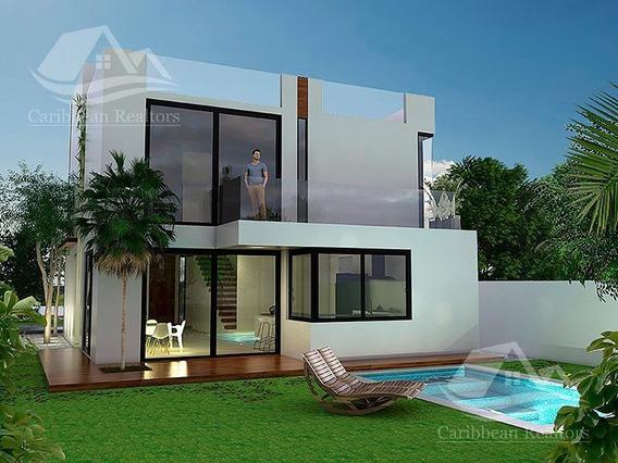 Casa En Venta En Playa Del Carmen Riviera Maya Playa Magna @caribbeanrealtors