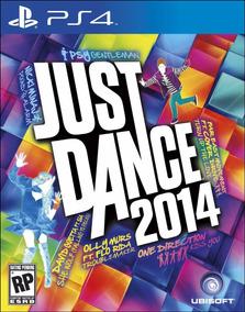 Just Dance 2014 - Ps4 - Em Português - Vaga Secundária