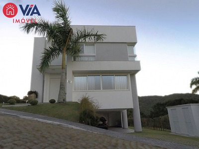 Casa No Condomínio Haras Do Rio Do Ouro - 156