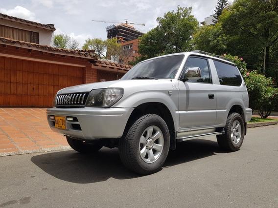 Toyota Prado Sumo 3p 2700 4x4 2006 Impecable Venpermuto 1aaa