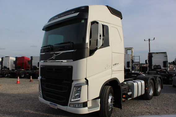 Volvo Fh Globetroter 540 6x4 2018/2018