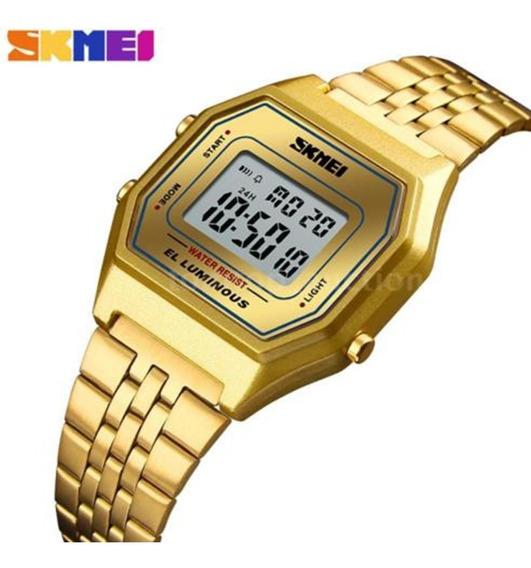 R) Relógio Skmei P D
