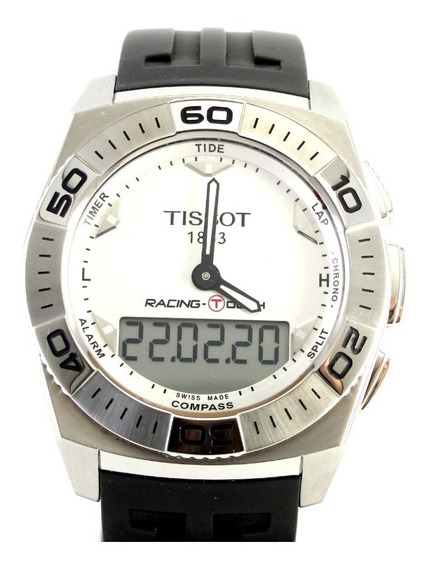 Relógio Tissot Racing Touch - Swiss Made - Original