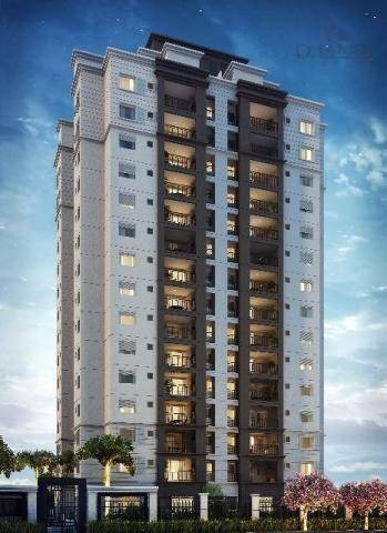 Apartamento Residencial À Venda, Taquaral, Campinas. - Ap15562