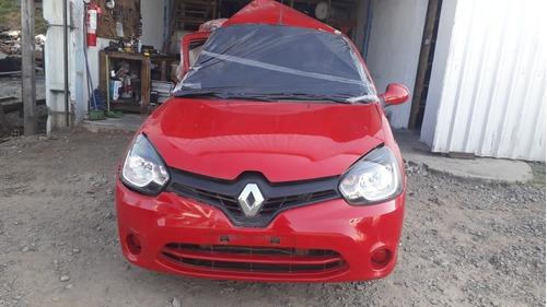 Sucata Renault Clio 1.0 2016 Rs Peças Farroupilha