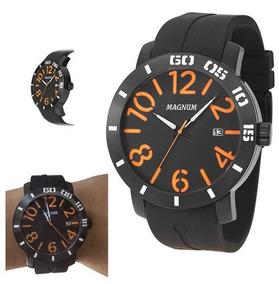 Relógio Masculino Magnum Sports Ma34852j Original Loja