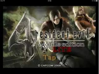 Jogo Resident Evil 4 P/ Celular Smartphone Android
