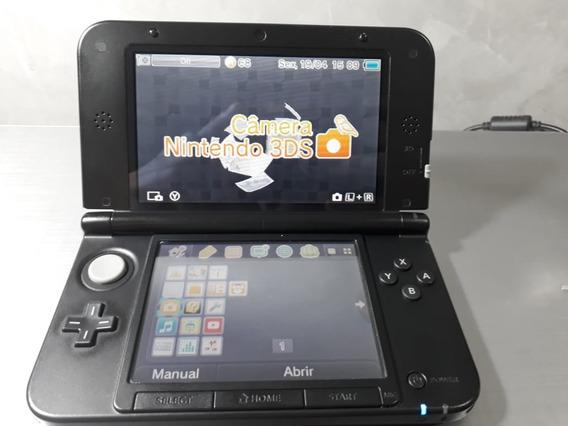 Nintendo 3ds Xl - 110v - Estado Impecável!