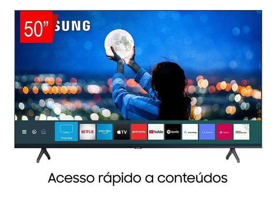 Smart Tv Led 50 Samsung 50tu7000 Crystal Uhd 4k Bluetooth