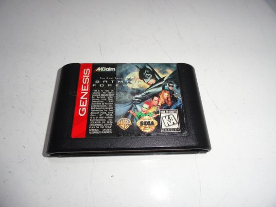 Batman Forever Original Sega Genesis Mega Drive