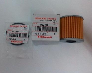 Filtro De Aceite Original Para Klr 650